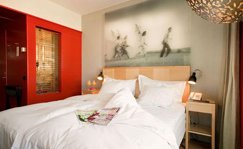 hotel rival standard room