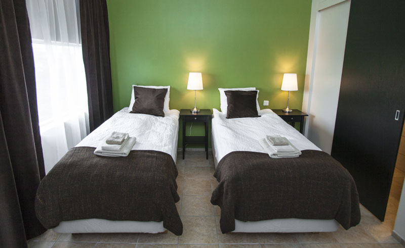 hotel rjukandi twin room