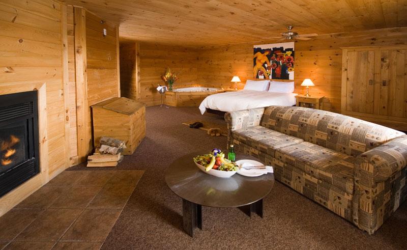 hotel sacacomie mini suite