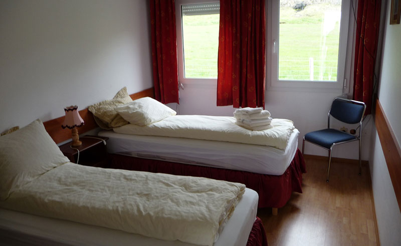 hotel smyrlabjorg guestroom