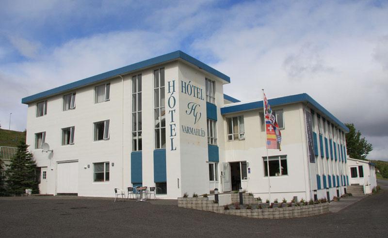 hotel varmahlid exterior