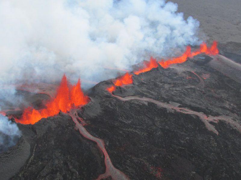 iceland bardarbunga volcano tourist eruption atg