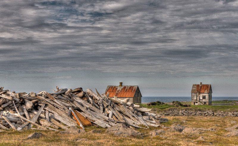 iceland north east raufarhofn melrakkasletta rth