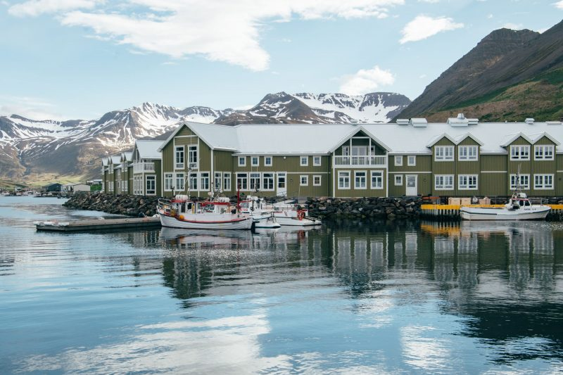 iceland north hotel siglo view gt