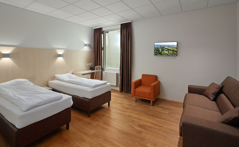 iceland reykjavik hotel klettur family room