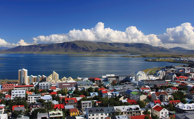 iceland reykjavik mt esja rth