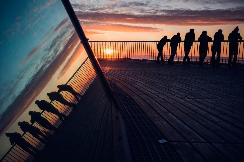 iceland reykjavik perlan viewing platform adstk