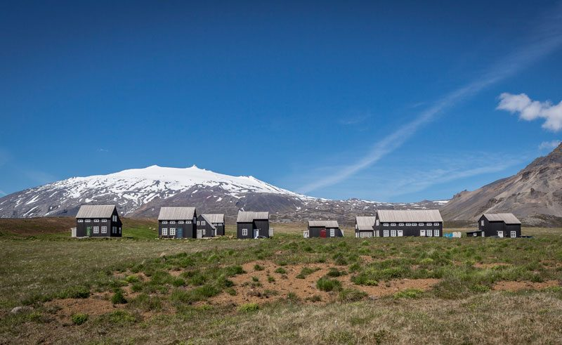 iceland snaefellsnes hellnar cottages rth