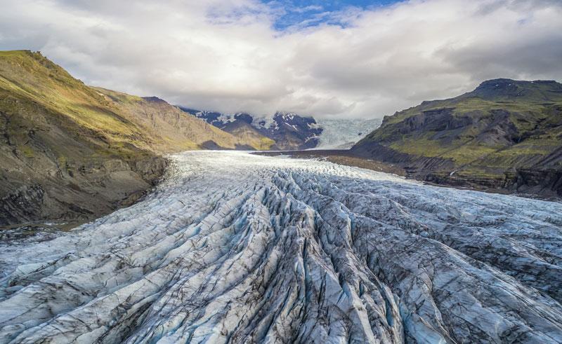 iceland south east svinafellsjokull rth