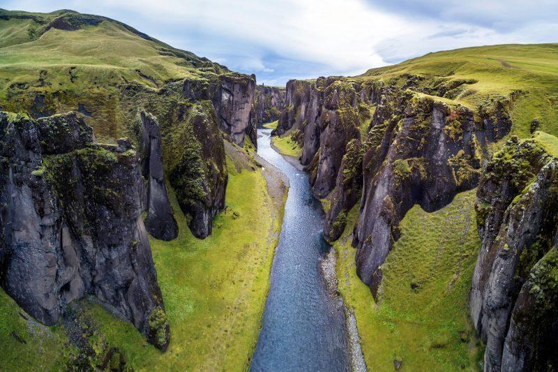 iceland south west fjadrargljufur canyon rth 1
