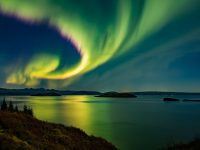 iceland south west thingvellir aurora rth