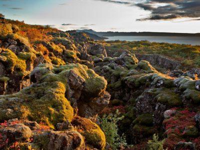iceland south west thingvellir national park autumn rth