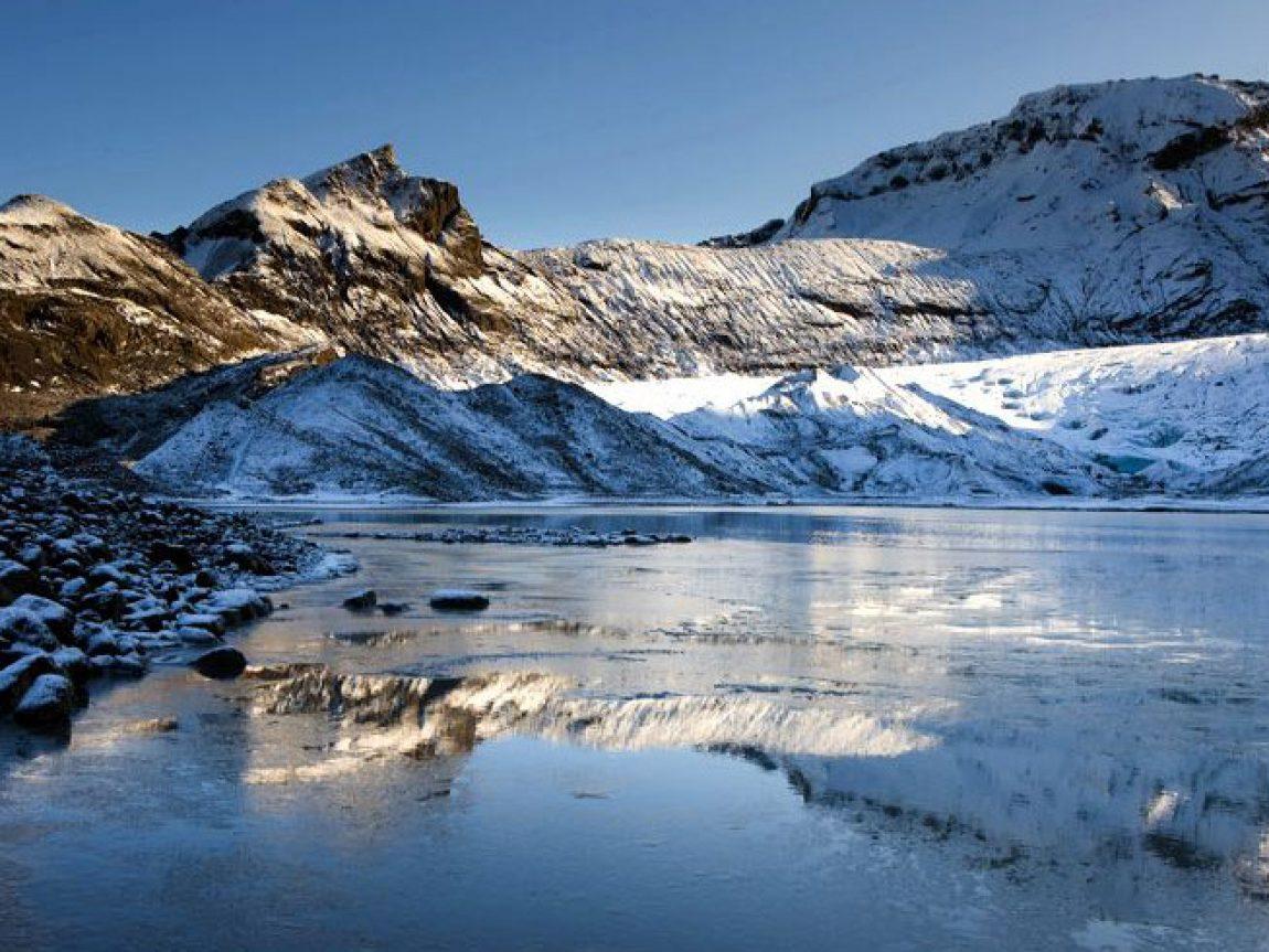 iceland south west thorsmork winter rth