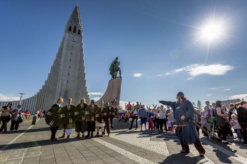 iceland viking festival rth
