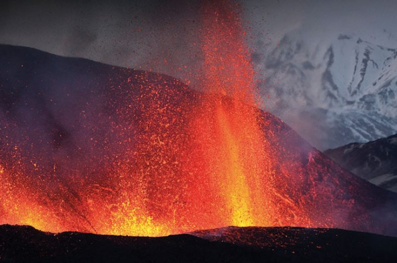 iceland volcanic eruption lava rth