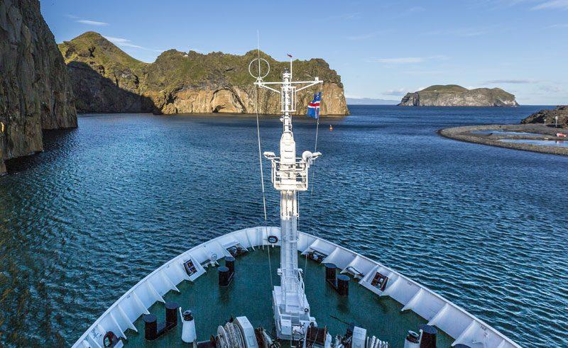 iceland westman islands ferry rth