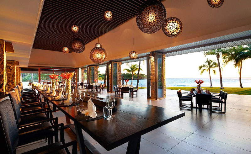 intercontinental fiji restaurant