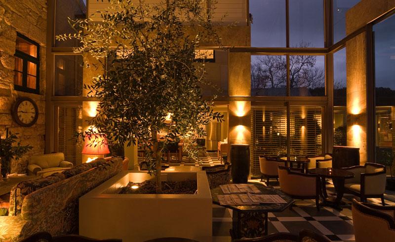 islington hotel lobby