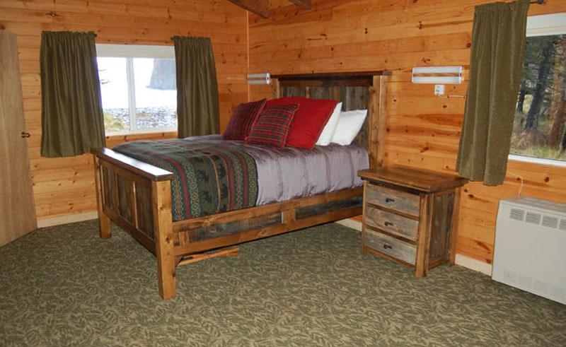 kenai fjords wilderness lodge duplex cabin