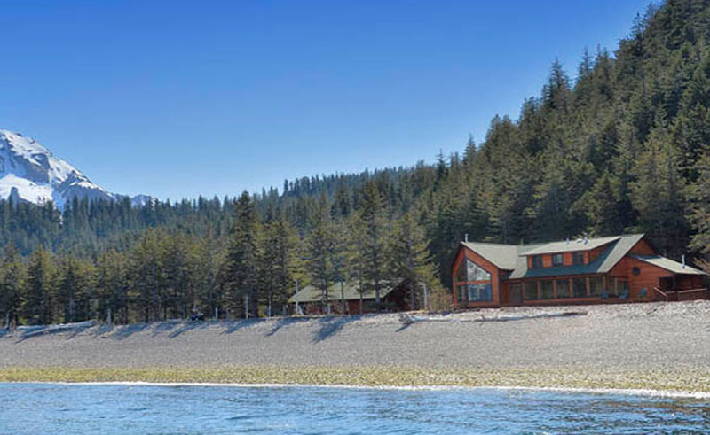 Kenai Fjords Wilderness Lodge, Fox Island