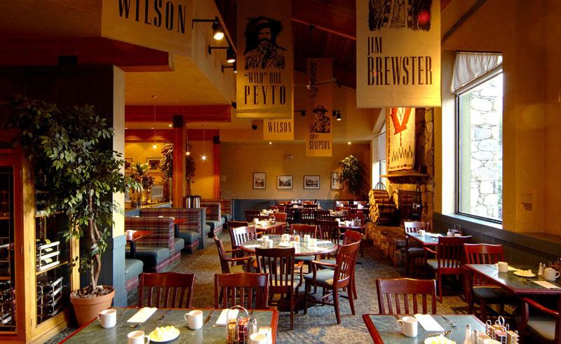 lake louise inn restaurant