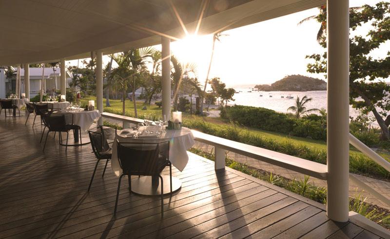 lizard island resort dining
