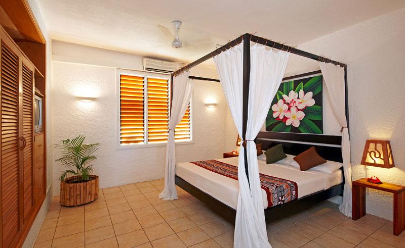 lomani island resort guest room