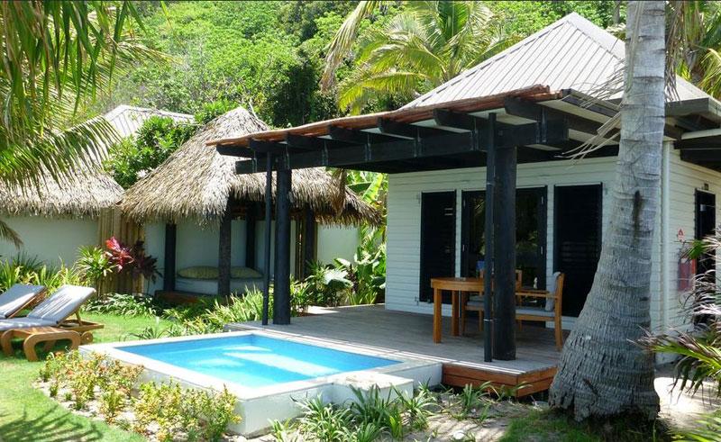 matamanoa island resort villa exterior