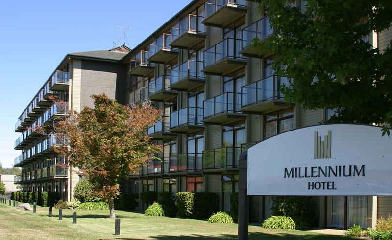 millenium hotel rotorua