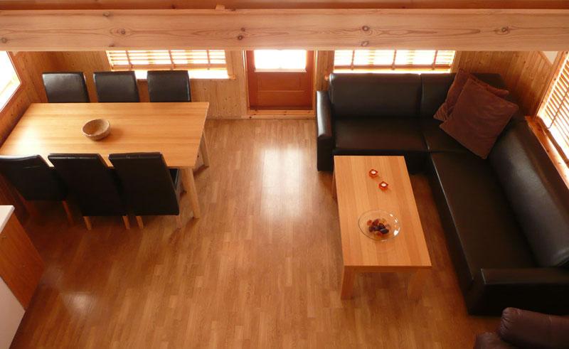 minniborgir cottages lounge