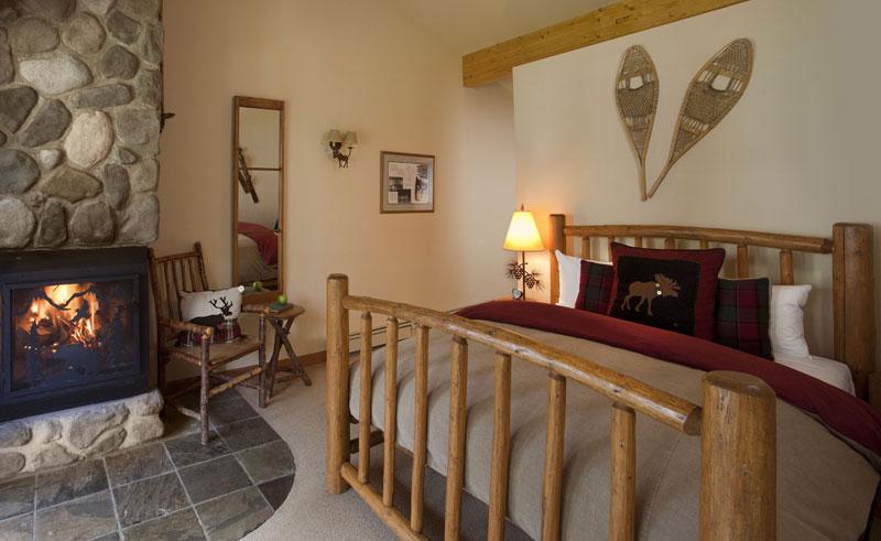 moraine lake lodge queen room