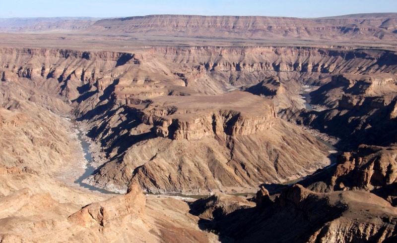 namibia fish river canyon istock