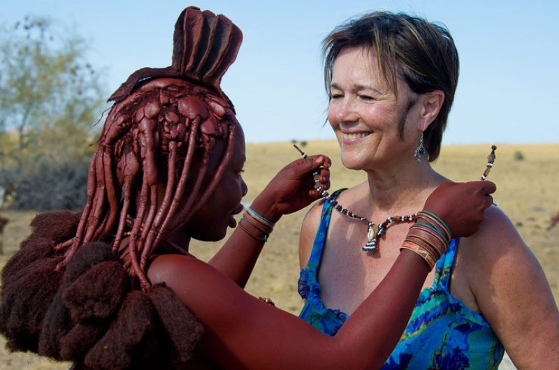 namibia serra cafema himba encounter