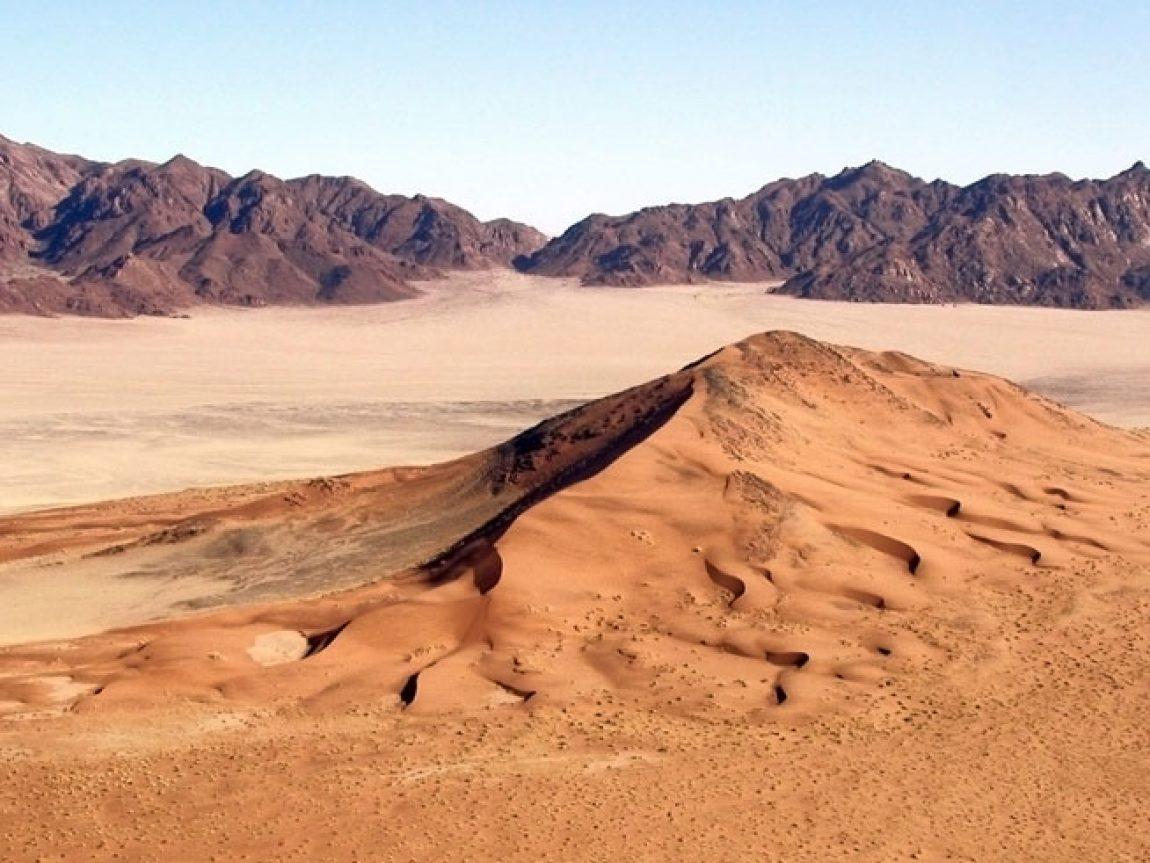 namibia swakopmund desert view skeleton coast air safaris