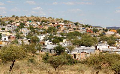 namibia windhoek katutura townhip istock