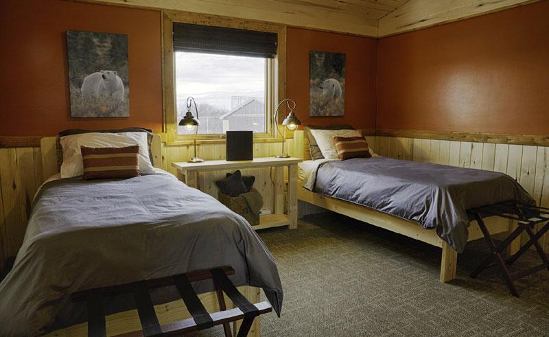 nanuk lodge guestroom