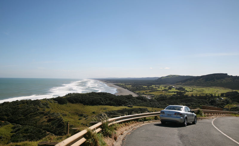 new zealand auckland muriwai beach2 tnz