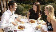 new zealand auckland waiheke island vineyard lunch ta