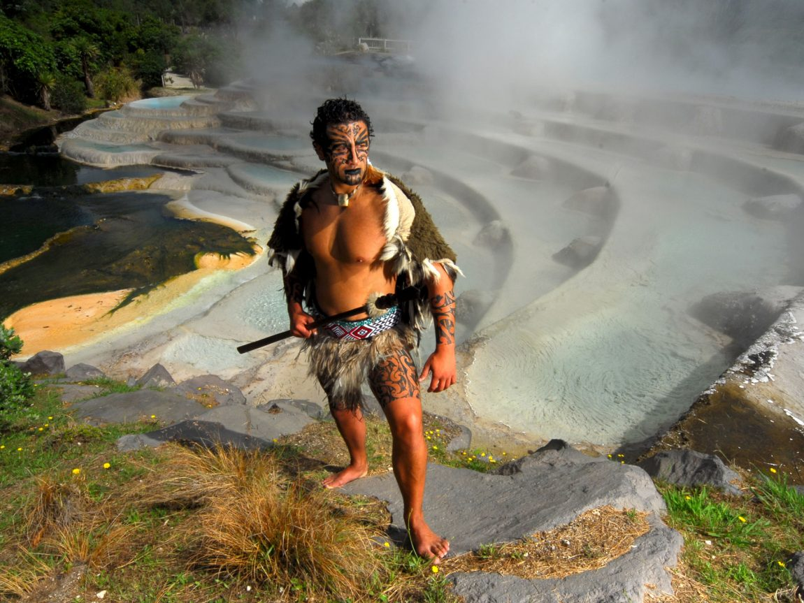 new zealand lake taupo wairakei terraces maori dlt