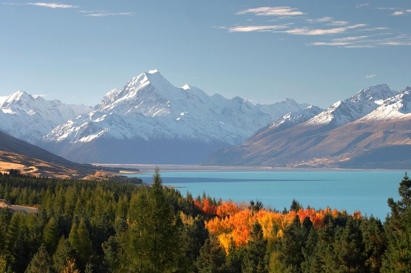 new zealand mt cook petes lookout mcmc