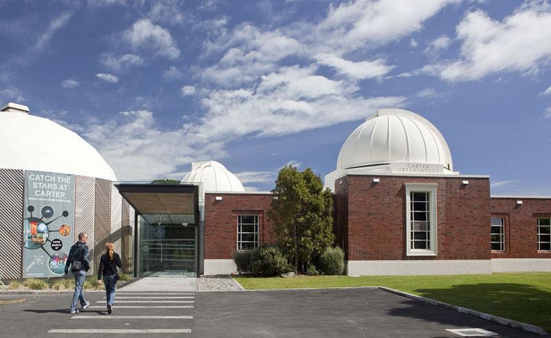new zealand wellington carter observatory pw
