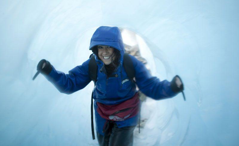 new zealand west coast franz josef glacier ice cave tnz