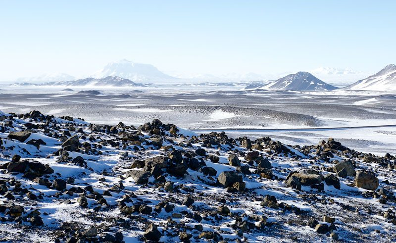 north iceland volcanic landscape winter3 ap
