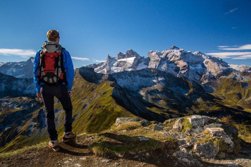 norway bergen hiker adstk