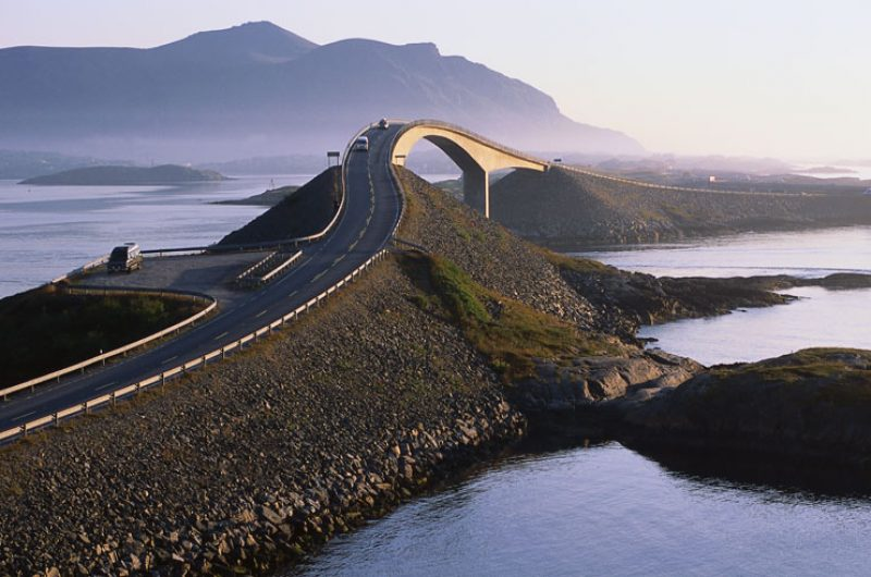 norway fjords atlantic road fn