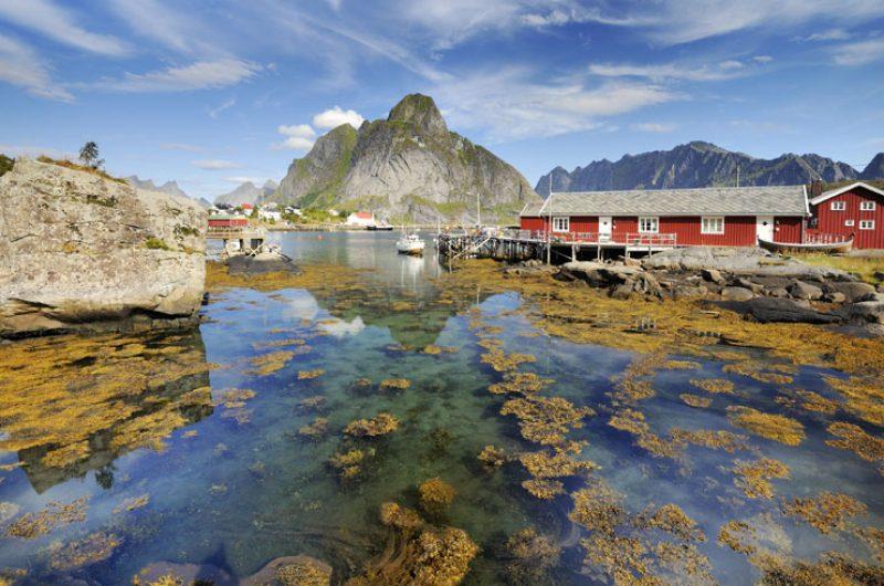 norway lofoten archipelago hu
