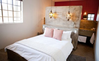 olive grove guesthouse standard double bedroom