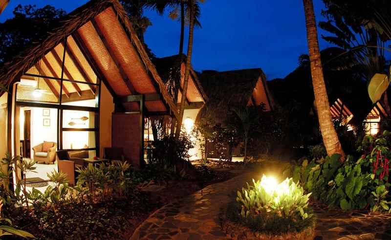 pacific resort rarotonga garden suite