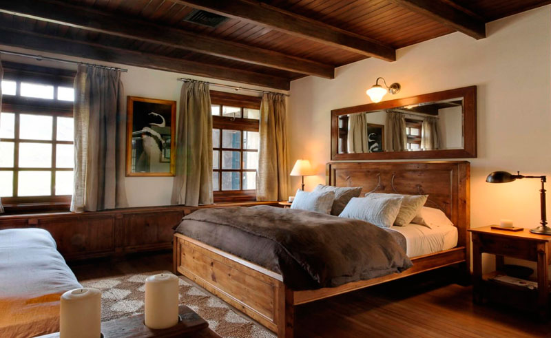 patagonia chacabuco lodge suite