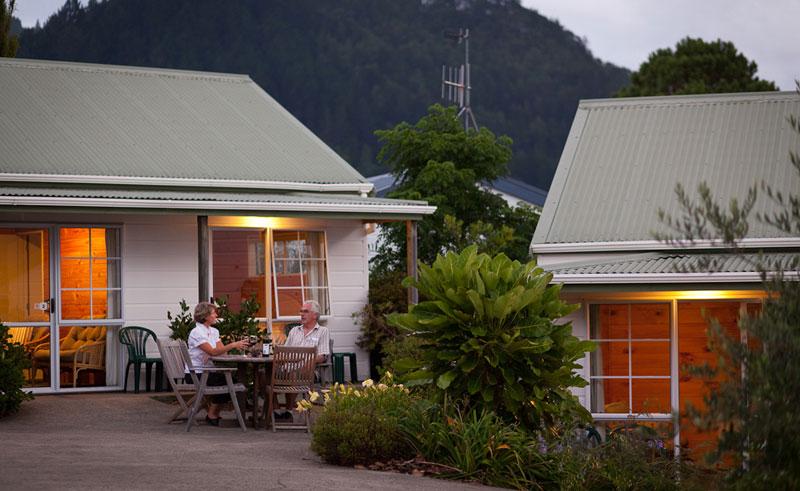pauanui pines exterior
